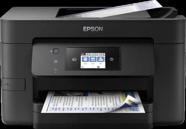 EPSON WorkForce Pro WF-3720DWF Front