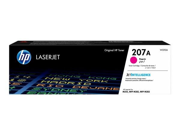 HP 207A Magenta LaserJet Toner Cartridge W2213A