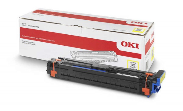 OKI Bildtrommel Pro9431 Gelb 45103719