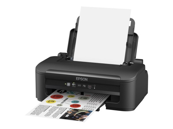 Epson Workforce WF-2010W Tintenstrahldrucker A4 C11CC40302