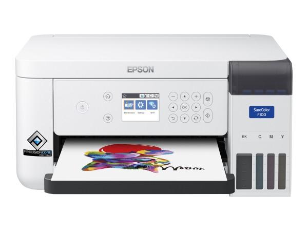 EPSON SureColor SC-F100 A4 Dye-Sublimationsdrucker C11CJ80302