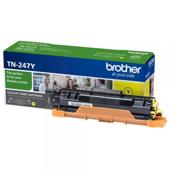 Brother TN-247Y- Gelb Original TN247Y Tonerpatrone