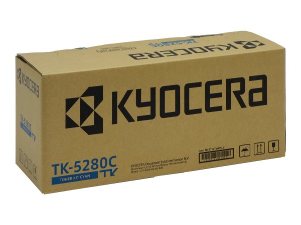 Kyocera TK-5280C Toner-Kit cyan 11.000 Seiten 1T02TWCNL0