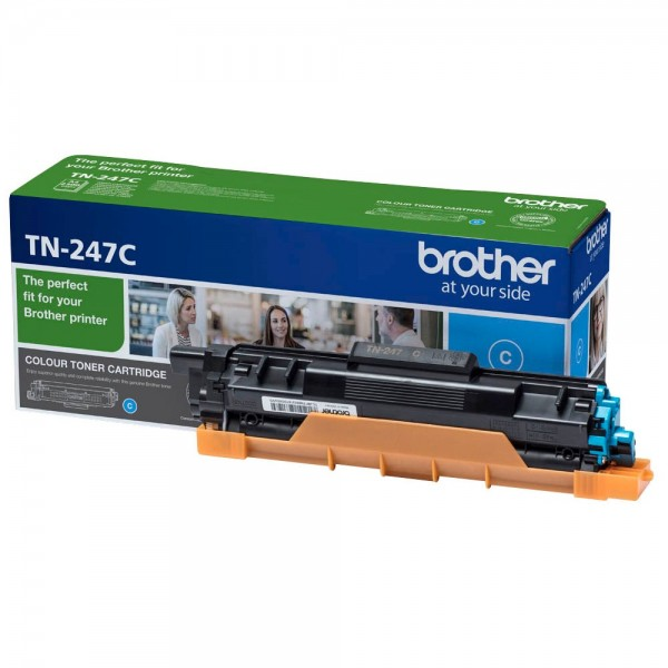 Brother TN-247C Cyan Original TN247C Tonerpatrone