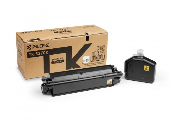 KYOCERA TK-5270K Toner-Kit schwarz