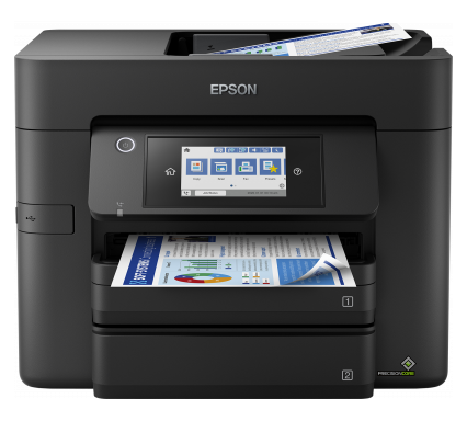 EPSON WorkForce Pro WF-4830DTWF Farbe Duplex NFC C11CJ05402
