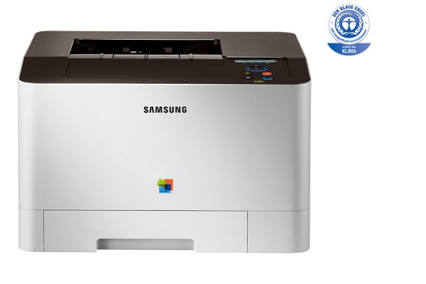 Samsung CLP-415NW Front