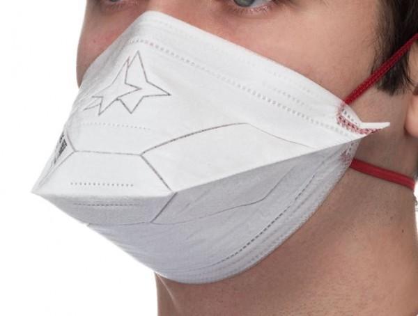 Atemschutzmaske FFP3-D NEVA-306 gegen Viren und Bakterien; Allergene