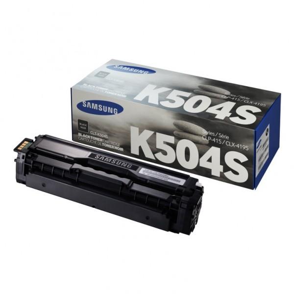 CLT-K504S Toner Black Samsung
