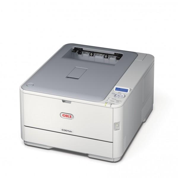 OKI C301dn LED Drucker für einsteiger