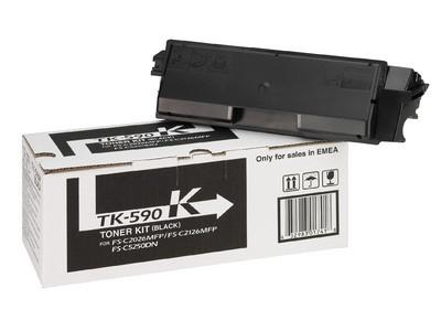 TK-590K Kyocera Toner Black 1T02KV0NL0