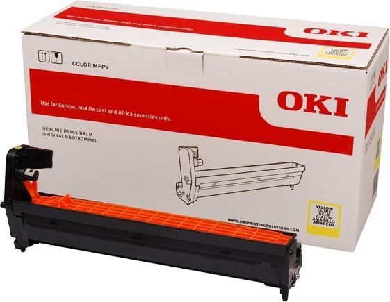 OKI Bildtrommel Yellow C532dn C542dn MC563dn MC573dn 46484105