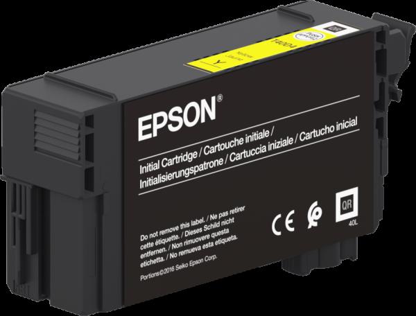 XD2 Epson Tinte C13T40D440 SC-T3100n_Yellow