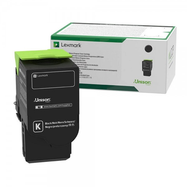 C252UK0 Lexmark Toner Black C2535 MC2535 MC2640