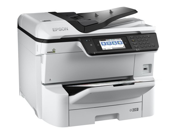 Epson WorkForce Pro WF-C8690DWF A3+ Multifunktionsdrucker C11CG68401BM 4 in 1