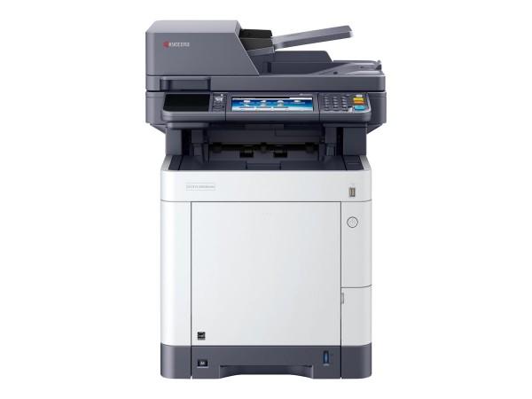 ECOSYS M6630cidn color MFP Print Copy Scan Fax Duplex Network A4 1102TZ3NL1