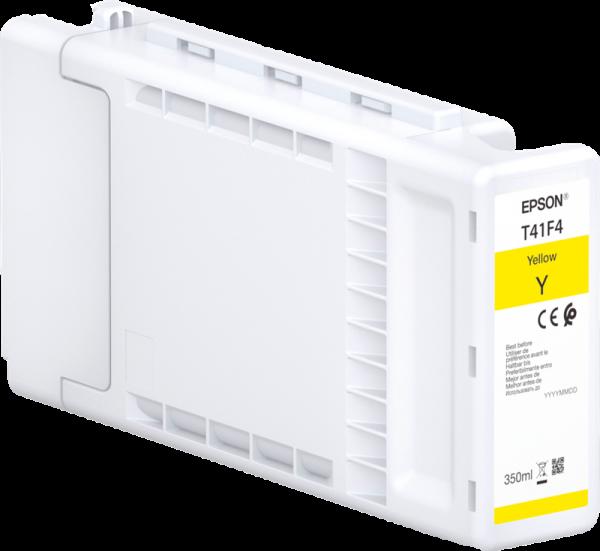 EPSON Singlepack UltraChrome XD2 T41F440 Yellow 350ml
