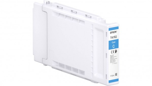 EPSON Singlepack UltraChrome XD2 T41R240 Cyan 110ml