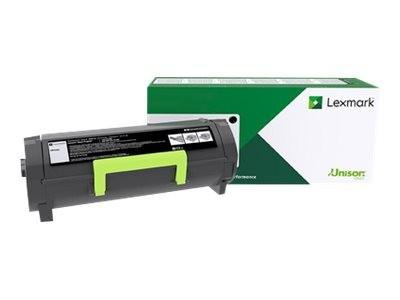 Lexmark 602X Toner schwarz Extra hohe Kapazität 20.000 Seiten 60F2X00