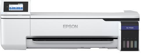 EPSON SureColor SC-F500 24-Zoll-Dye-Sublimationsdrucker C11CJ17301A0