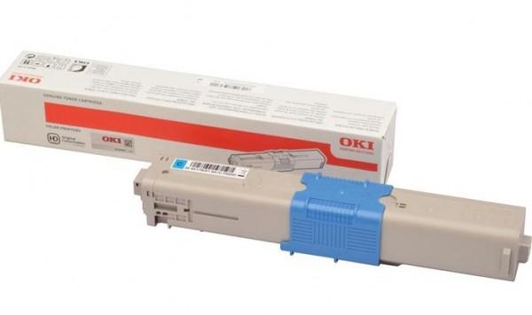 OKI Toner Cyan C332 MC363 46508711 Original 3000 Seiten