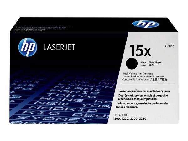 HP 15X Toner C7115X HP LaserJet 1200 1220 1000 LJ3380 LJ1220
