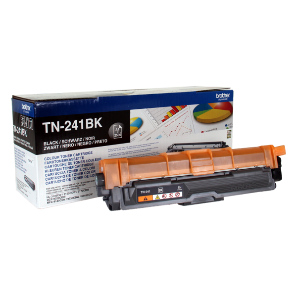 TN-241BK Toner Brother by PrinterPoint24