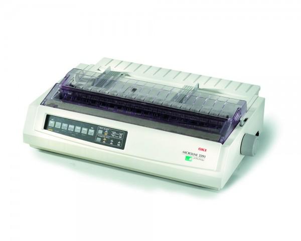 ML3391 eco Der schnelle, energieeffiziente 24-Nadeldrucker für vielseitige Papierverarbeitung bis A3