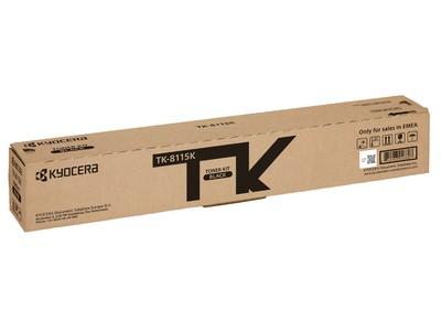 KYOCERA TK-8115K Toner schwarz für 12.000 Seiten