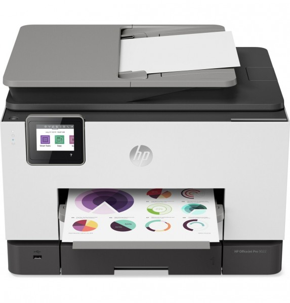 HP OfficeJet Pro 9022 AiO Printer 1MR71B
