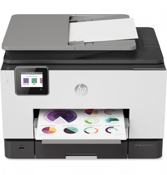 HP OfficeJet Pro 9022 AiO Printer 1MR71B-Copy