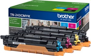 BROTHER-Multipack-TN243CMYK