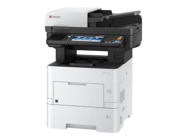 Kyocera Ecosys M3655idn mono laserprinter 55ppm print scan copy fax 1102TB3NL0