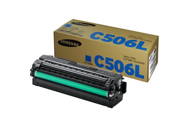 CLT-C506L Toner Cyan