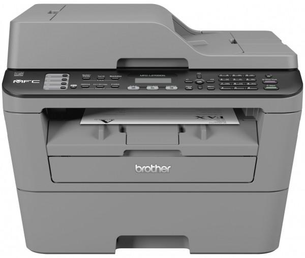 Brother MFC-L2700DN Multifunktionsdrucker Vorne