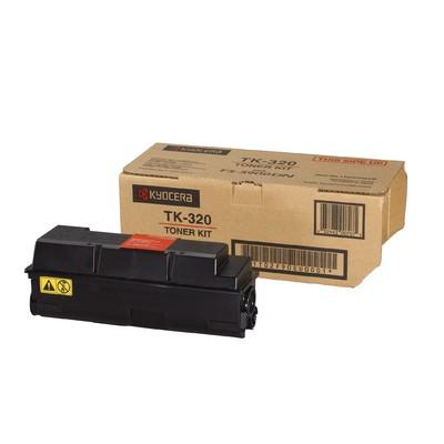 KYOCERA TK-320 Original Toner schwarz FS-3900dn FS-4000dn