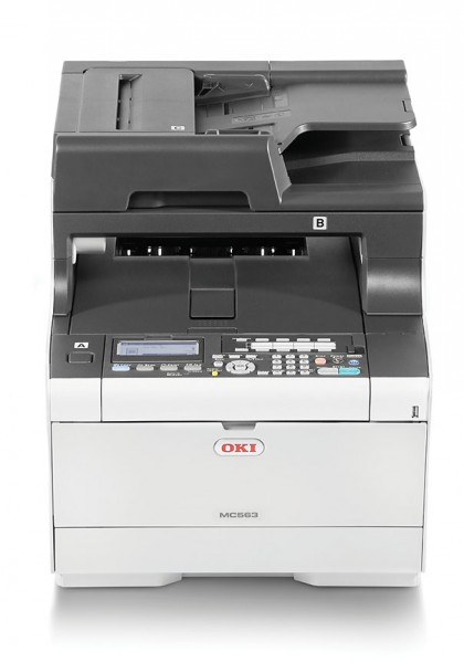 OKI MC563DN MFP Multifunktionsdrucker 46357132