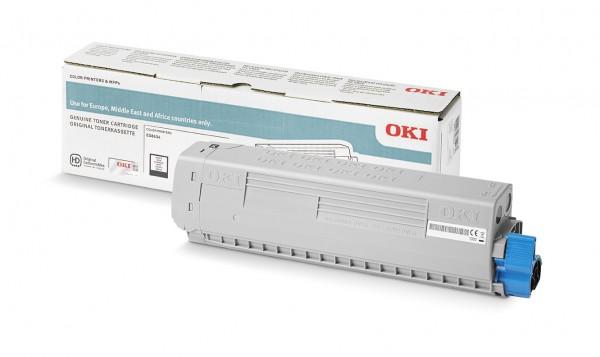 OKI 46861328 Original Toner Schwarz für 10.000 Seiten OKI ES8434DN