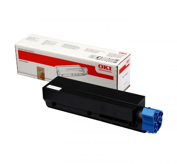 OKI Toner Black 45807102 B412dn MB472 MB492