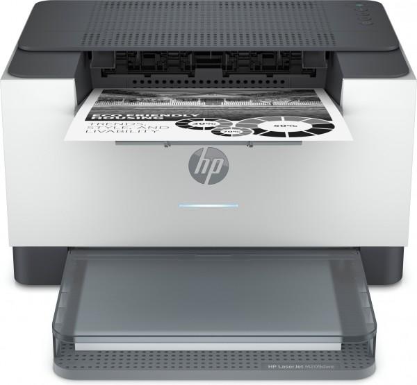 HP LaserJet M209dwe A4 mono 29ppm USB WiFi 6GW62E#B19