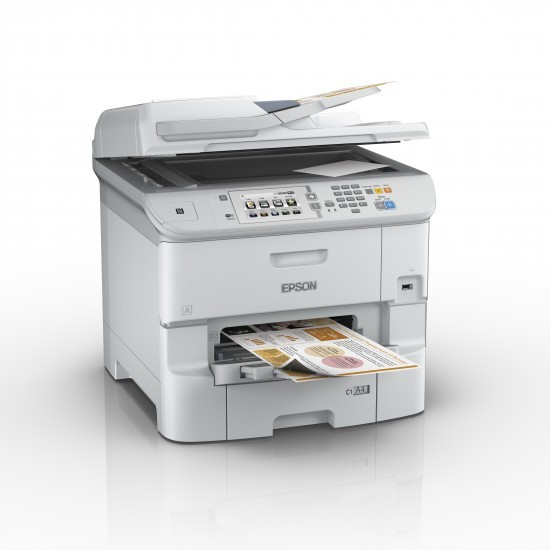 EPSON WorkForce Pro WF-6590DWF (220V), Gesamtansicht