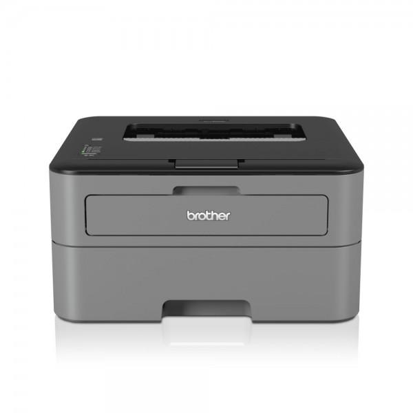 Brother HL-L2300D A4 Laserdrucker 26 Seiten/Min. Duplex Frontansicht HLL2300DG1