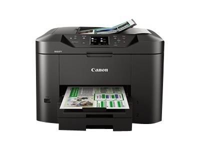 CANON MAXIFY MB2350 Black A4 MFP Papier