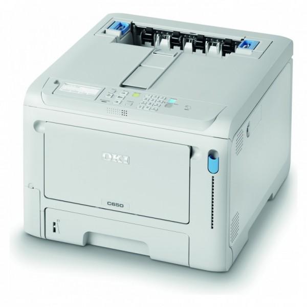 OKI C650dn A4-LED-Farbdrucker 09006144