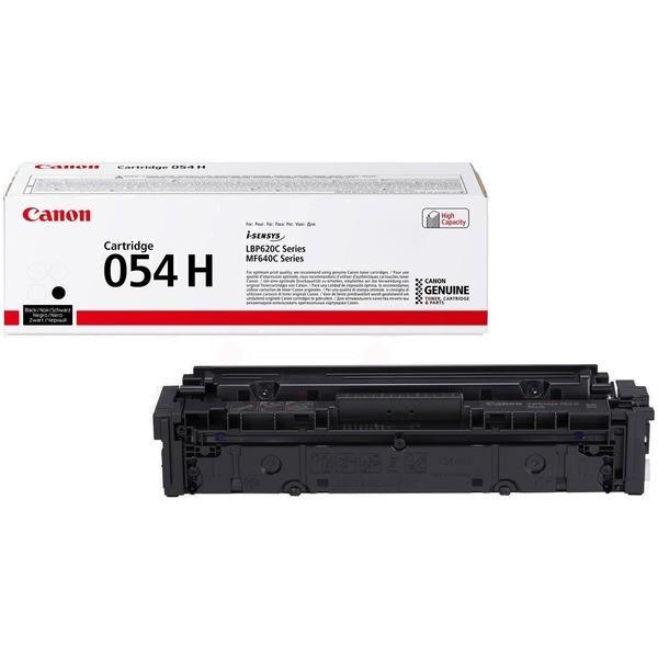 Canon Tonerpatrone 054HBK schwarz 3028C002