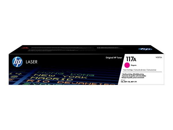 HP 117A Toner magenta W2073A für Laser 150 MFP178 MFP179