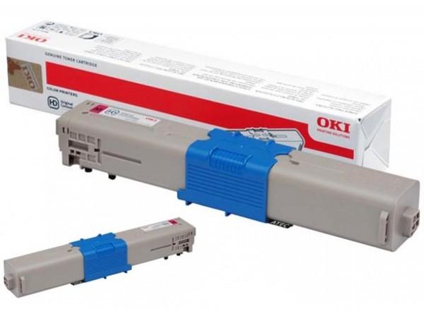 46508710 OKI Toner C332 MC363 Original Magenta