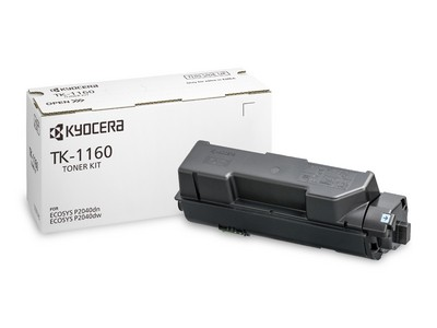 TK-1160 Kyocera Original Toner Schwarz