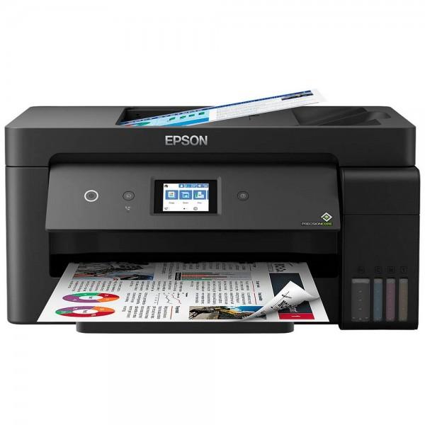 EPSON EcoTank ET-15000 DIN A4 & A3 Tintenstrahl-Multifunktionsdrucker 4 in 1 C11CH96401