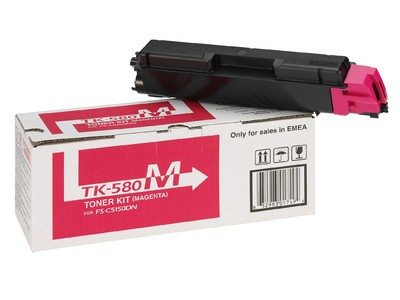 tk-580m Originaltoner Kyocera Box